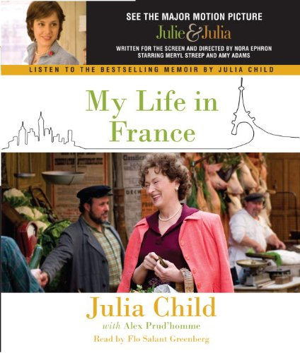 My Life in France by Brand: Random House Audio