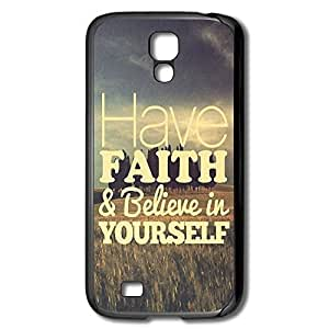 Galaxy S4 Cases Faith Design Hard Back Cover Proctector Desgined By RRG2G