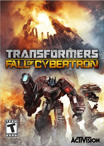 Transformers: Fall of Cybertron - Transformer System