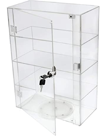 Clear Acrylic Stackable Display Cases Fashionable Free Shipping! In 42 Bcw Puck Holders Style;