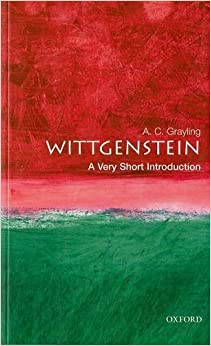 Book Wittgenstein: A Very Short Introduction by A. C. Grayling (2001-07-28)