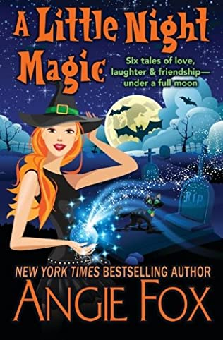 book cover of A Little Night Magic
