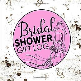 87d7dbef3cd3 Bridal Shower Gift Log  Gift Log Bridal Shower