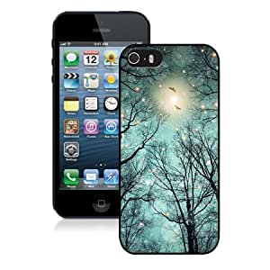 Fantasy art hard case for apple iphone 6 plus case(black)