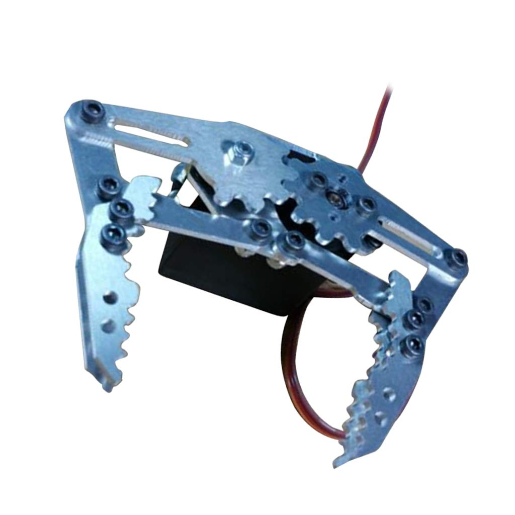 NON Sharplace Pinza Mecánica Borde de Brazo Robótico con Múltiples Movimientos Herramientas Manuales Fontanería: Amazon.es: Juguetes y juegos