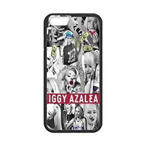 Onshop Custom Iggy Azalea Collage Phone Case Laser Technology for iPhone 6 4.7 Inch