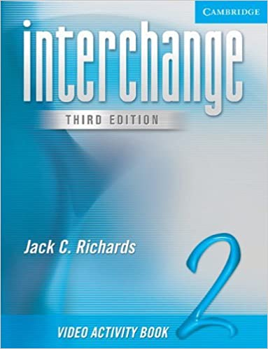 Book video interchange intro