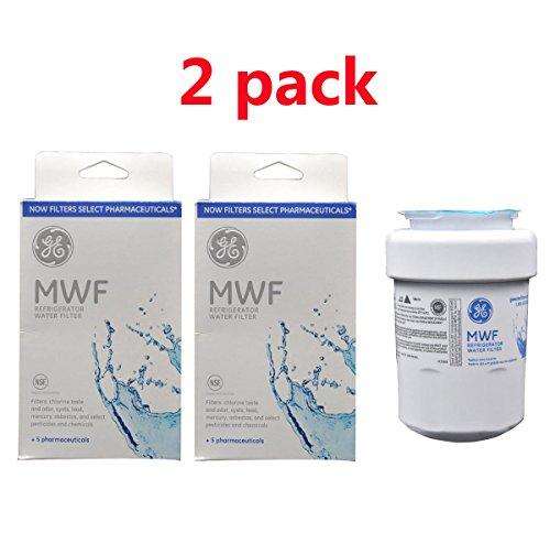 GE SmartWater Refrigerator Filter 2 Pack