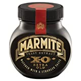 Special Limited Edition Marmite X-O Extra Old Matured with a Stronger Taste 250g Jarby Marmite