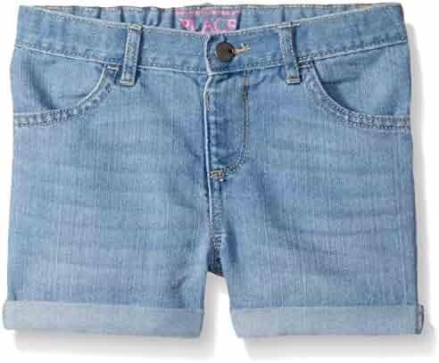 The Children's Place Baby-Boys' Sweet Li'l Roll Cuff Jeans