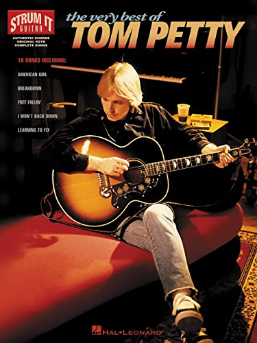 Free Guitar Tab Books (Hal Leonard The Very Best Of Tom Petty Guitar Tab Songbook)