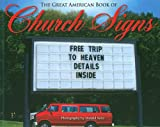 The Great American Book of Church Signs