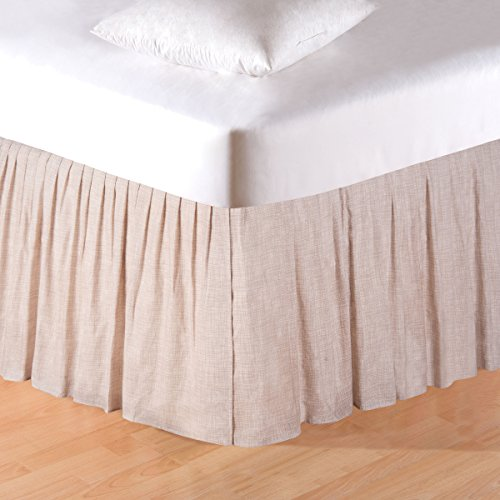 Aurelia King Bed Skirt by C&F Home
