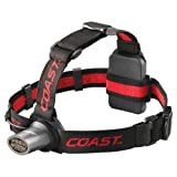 Coast HL44 Dual Color LED Headlamp