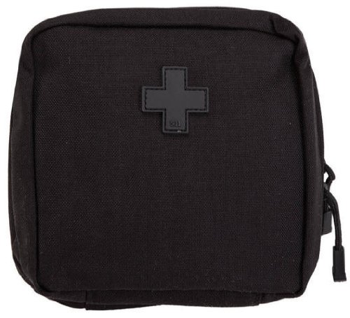 5.11 6 X 6 Medical Pouch, Black