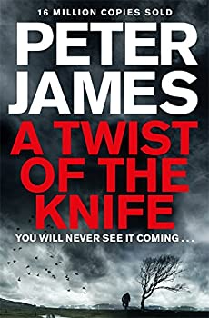A Twist of the Knife 0230764371 Book Cover