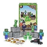Minecraft Papercraft Hostile Mobs Set, Over 30 Piece