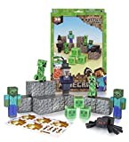 Minecraft Papercraft Hostile M