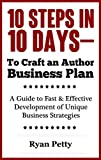 You can earn a living doing the thing you love best—if you get your act together. This book makes writing an author business plan easy... thoughtful... and fast. Use it to design a small business that fits you... a writing and publishing busi...