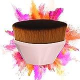 Foundation Makeup Brush Flat Top Kabuki Hexagon