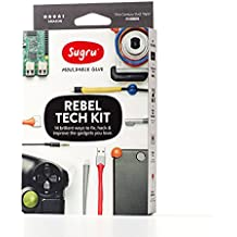 Sugru Moldable Glue - Rebel Tech Kit