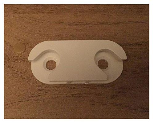 estantes drawers IKEA reparaci/ón Bisagra para establo /& HEMNES/ armario /zapatero bisagras Reparaciones
