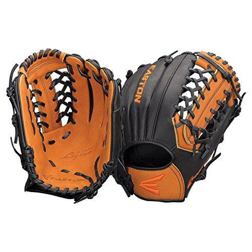 Easton Future Legend Series FL1150BKTN Right Hand Throw 11.5 in Youth Infield/Pitcher ()