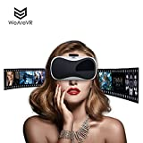 WEAREVR VR Headset Virtual Reality Goggles For Smartphones Compatible With Smartphone