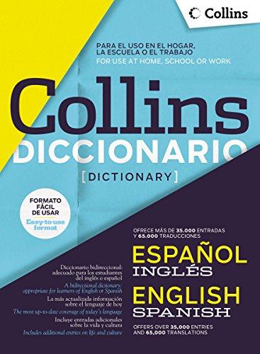 Diccionario Collins Español-Inglés / Inglés-Español (Spanish Edition)