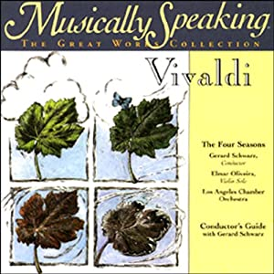 Conductor's Guide to Vivaldi's The Four Seasons Speech