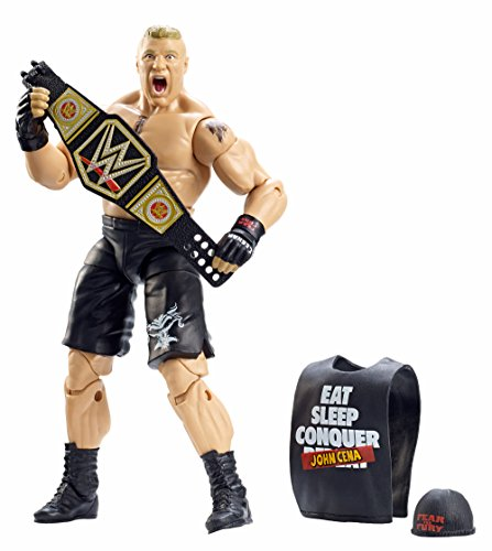WWE Elite Collection Series 37 Brock Lesnar, used for sale  Delivered anywhere in USA