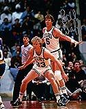 Bill Walton Signed Autographed 8X10 Photo Boston Celtics w/Bird Silver Right COA