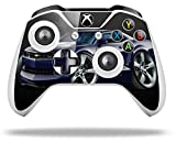2010 Camaro RS Blue Dark - Decal Style Skin fits Microsoft XBOX One S and One X Wireless Controller