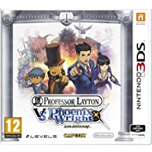 PRE-ORDER! Professor Layton vs Phoenix Wright Ace Attorney Nintendo 3DS Game UK