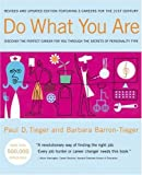 img - for Do What You Are by Paul D. Tieger (1995-09-01) book / textbook / text book