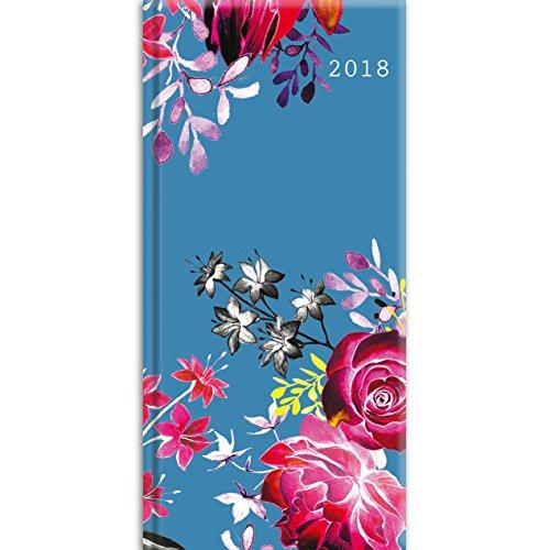Cheap 2018 Pocket Diary- J'aime Les Fleurs - 3.34 x 6.8 x 0.47 Inches supplier