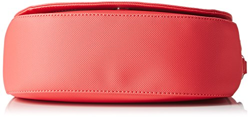 Lacoste NF1898DC, Bolso Bandolera para Mujer, (Vide) x (Vide) x (Vide) cm teaberry (Teaberry)