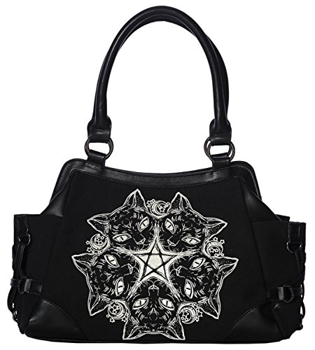 Black Borsa Mano Donna Banned A 8IvqcO