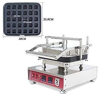 BAOSHISHAN - Estuche digital para huevos y tarros de tarta, máquina básica, 30 agujeros, cuadrado, para hacer tarta de huevo o o horneado, antiadherente, 220 V, certificación CE: Amazon.es: Industria, empresas y ciencia