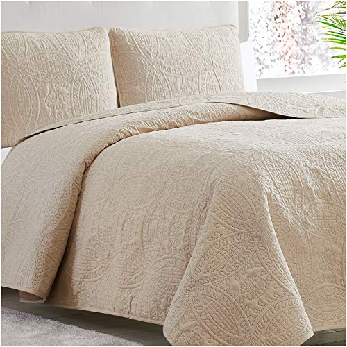 Mellanni Bedspread Coverlet Comforter Oversized product image