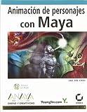 img - for Animacion de personajes con maya / Character Animation with Maya (Diseno Y Creatividad) (Spanish Edition) book / textbook / text book