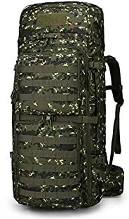 Mardingtop Molle Hiking Internal Frame Backpacks with Rain Cover