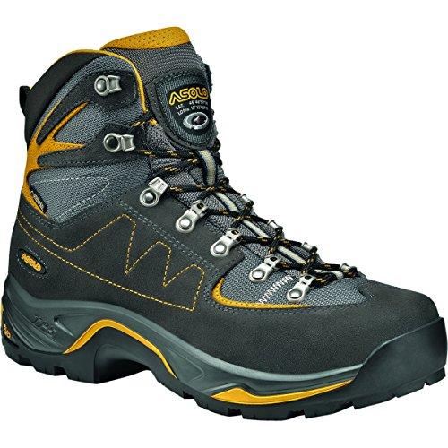 Asolo Tps Equalon Gv Evo Boot - Mens Graphite / Mineral Yellow