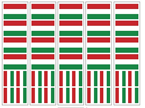 40 Tattoos: Hungary Flag, Hungarian Party Favors