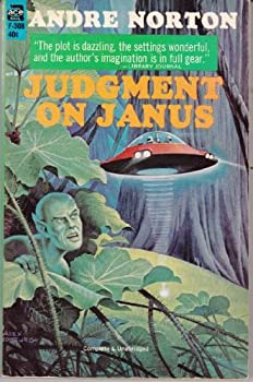Judgment on Janus by Andre Norton science fiction and fantasy book and audiobook reviews