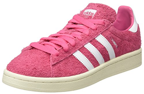 adidas Originals Campus Mens Trainers Sneakers (UK 7.5 US 8 EU 41 1/3, Pink White BZ0069) (Shop Adidas Uk)
