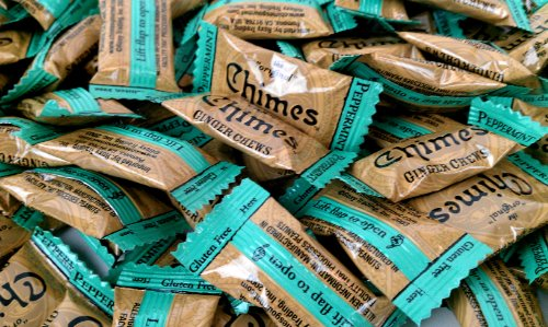 (Chimes Ginger Candy Peppermint, 1lb Bag)