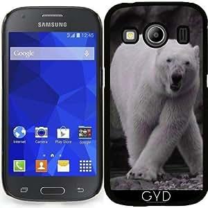 Funda para Samsung Galaxy Ace 4 (SM-G357) - Bailando Oso Polar by More colors in life