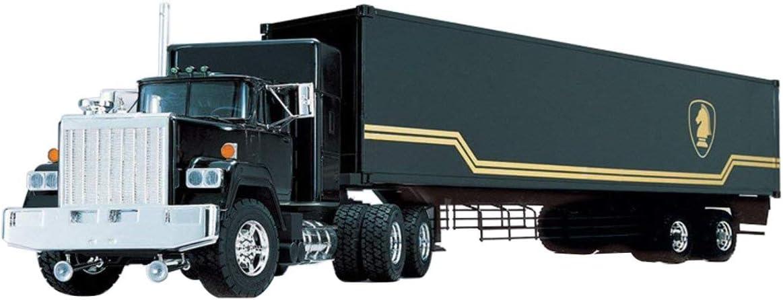 Aoshima 1//28 Knight Rider Trailer Truck # 30660