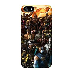 BHd470wrDf Anti-scratch Case Cover DAMillers Protective Mortal Kombat 7631 Case For Iphone 5/5s